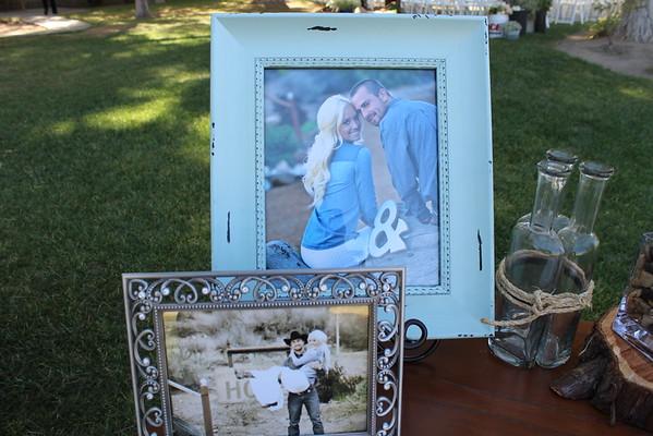Wedding  Blomgren Ranch