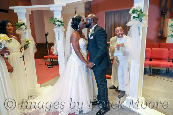 Wedding Ceremony - James & Charlotte KoiKoi
