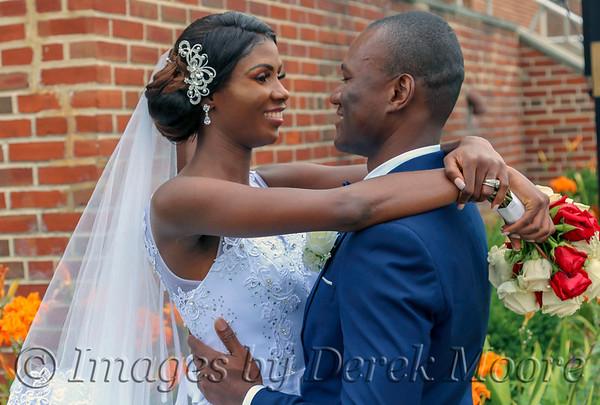 Wedding Ceremony - Josiah & Frances Mondubue