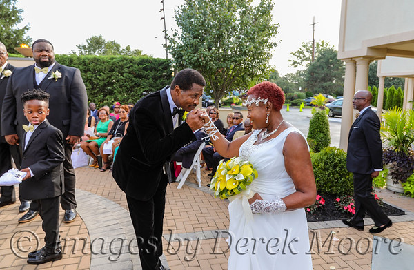 Wedding Ceremony - Patrick Thompson & Brenda Moore