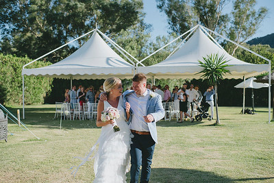 Wedding Charli + Aaron