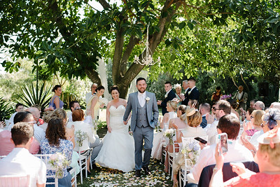 Wedding Ciara + Shane