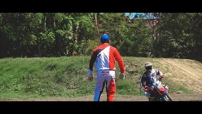 Teaser CRF 150 Community Bali