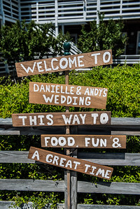 Andy & Danielle Rowdon, First Colony Inn, Daniel Pullen Photography