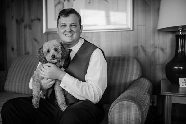 Sarah & Tucker Knie, Kitty Hawk Pier House Wedding, Daniel Pullen Photography