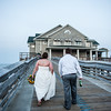 Jennette's Pier Wedding, Daniel Pullen Photography