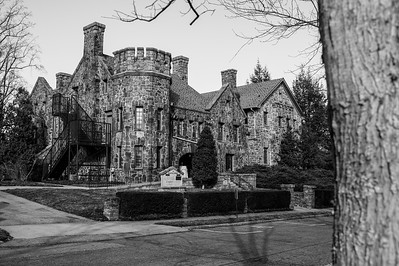 12.31.15 Asheville Wedding, Homewood Castle, Daniel Pullen Photography
