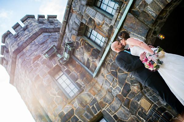 12.31.15 Asheville Wedding, Homewood Castle, Daniel Pullen Photography