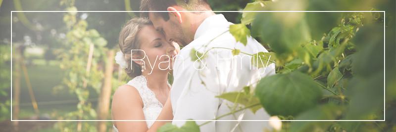 Ryan & Emily Wedding