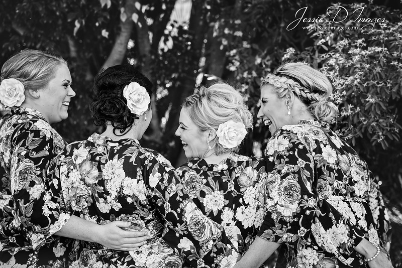 Wedding  photography - Lake Macquarie wedding - bridesmaids