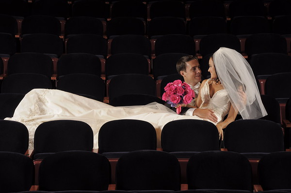 Gabe & Andrea Wedding / Tower Theater