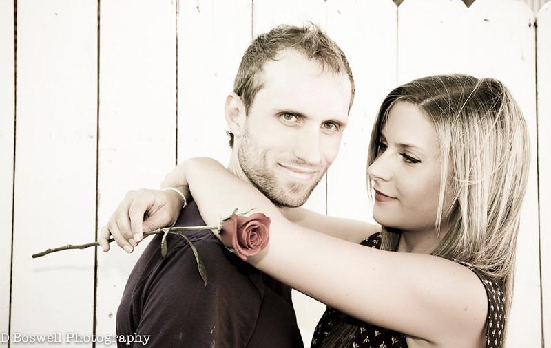 Jeremy & Emilie Engagement
