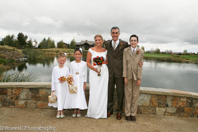 Chris & Tiffany Wedding / Pronghorn