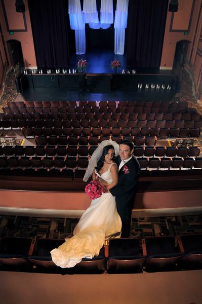 Gabe & Andrea Wedding Tour Theater