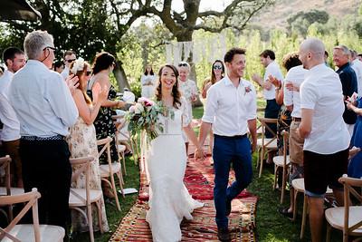 Wedding Elle + Nick