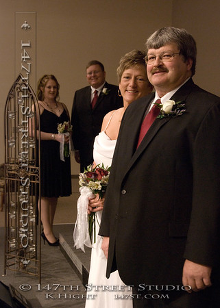 Wedding Good News Community Church Okoboji - Spirit Lake Iowa Photographer