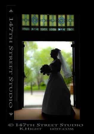 Wedding Photos ~ Milford Iowa 51351  - St Joseph's