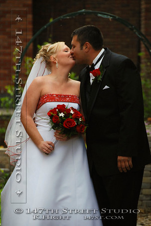 Wedding Photos ~ Milford Iowa 51351  - St Joseph's