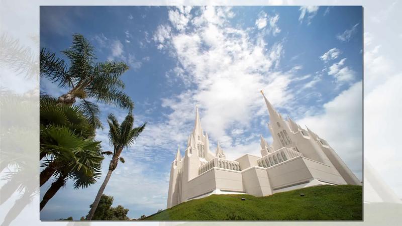 Kelly & Craig SLIDESHOW | San Diego Temple & Ranch House Del Sur