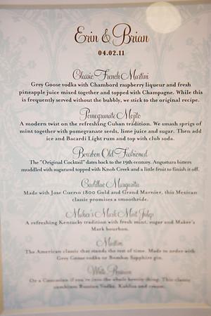 Wedding Day - Reception