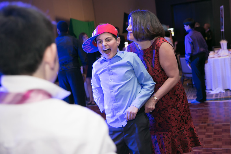 bar mitzvah party photography NJ