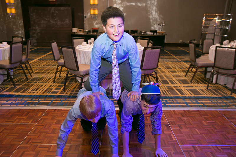 jewish bar mitzvah party photography