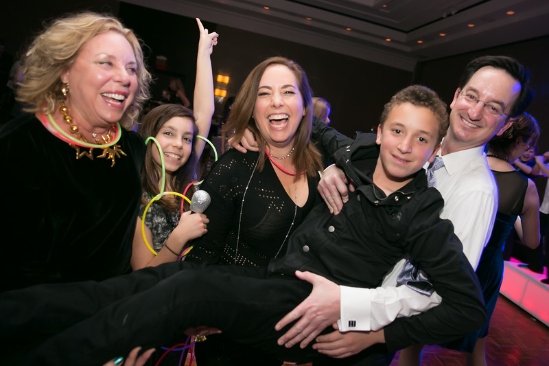 bar mitzvah party photography NY