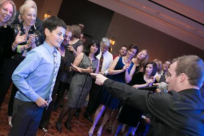 Alec Bar Mitzvah Party Hilton