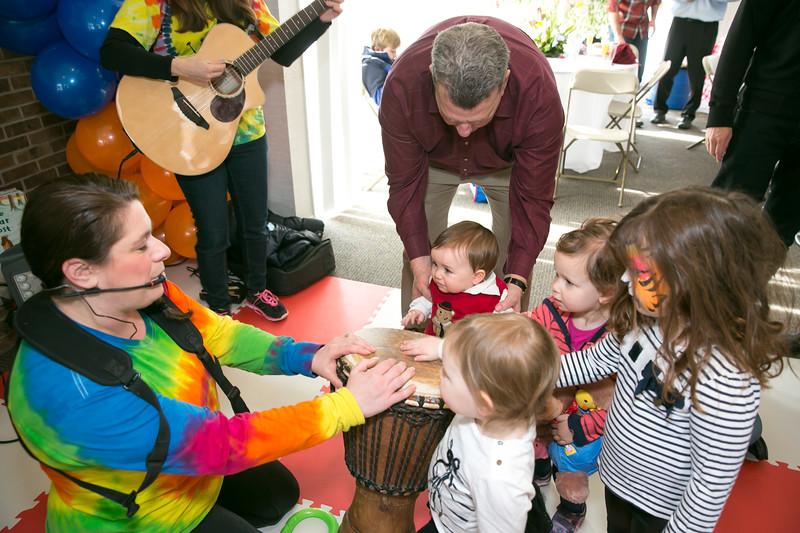 children party photography NJ