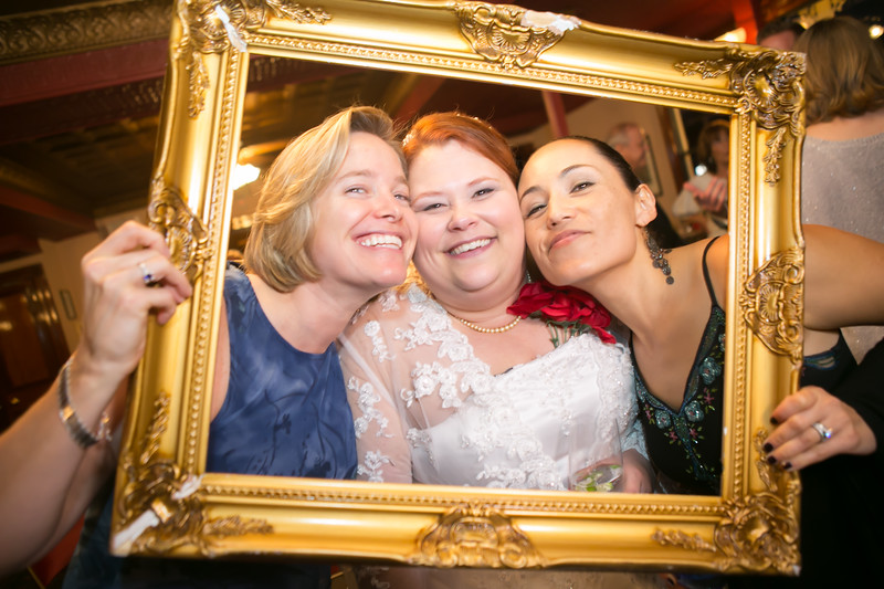 Deanna Timothy's Wedding Reception Party and Candid Photo Booth Pictures