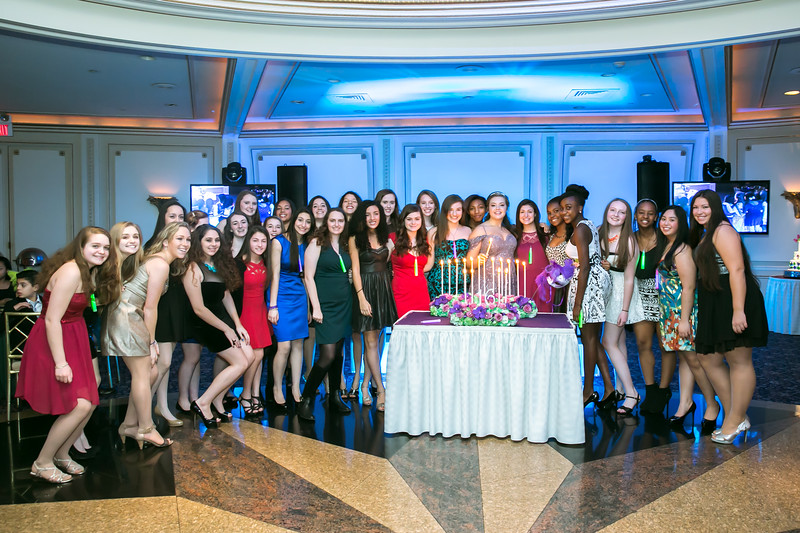 sweet 16 party NJ NY