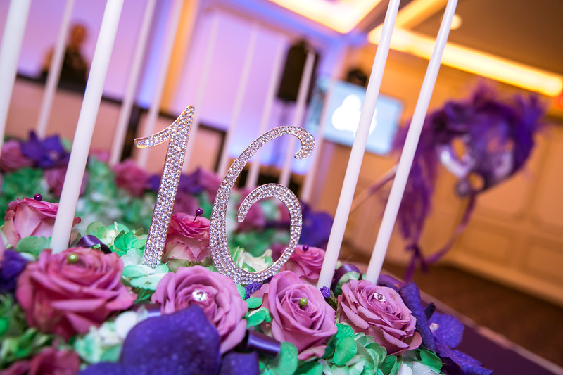 sweet 16 birthday party ideas NJ NY