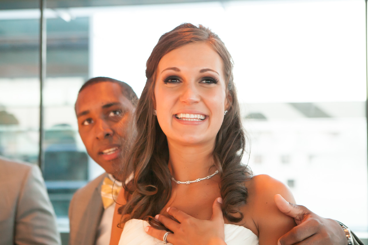 wedding photography Newseum NY DC