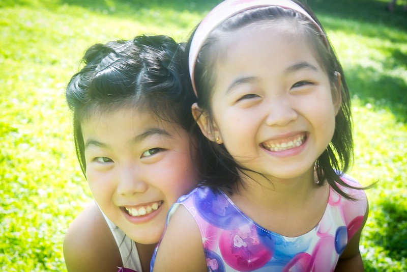asian family children photography NY