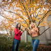 Liz and friends engagement photography NJ NYC