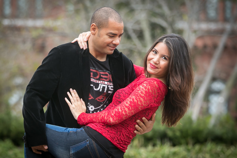 engagement photos NY