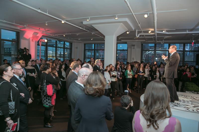 NY university empower fundraiser party