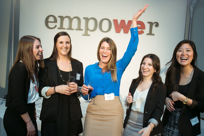 Video Photo Montage of Northeastern University Empower Campaign at NYC Three Sixty Degrees Apogee Events