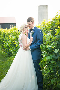 Rachel & Mike's wedding day at Talon Winery in Lexington, KY 8.29.15. © 2015 Love & Lenses Photography www.loveandlenses.photography