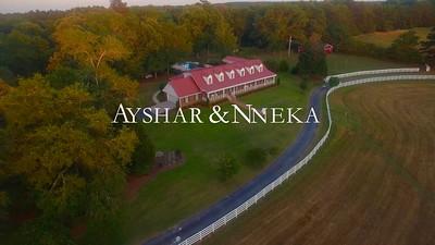 Ayshar & Nneka Wedding Trailer  revised