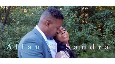 Allan and Sandra Wedding Film