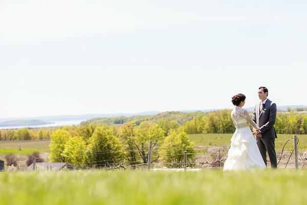 Chateau Chantal Bride and Groom | Rayan Anastor Photography | Traverse City Wedding Photographer