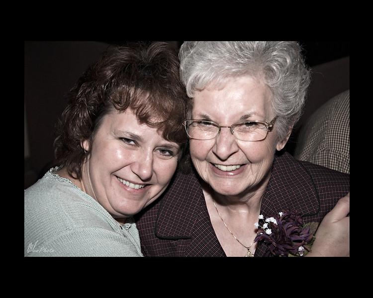 Aunt Kathy & Grandma Buda