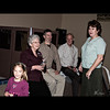 Abbie Buda, Grandma Buda, Cousin Jeff Buda, Uncle Nick Buda, Aunt Kathy