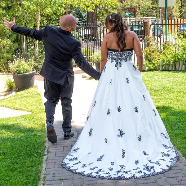 Tristan and Eric's Lake Tahoe Wedding Photos, by Wedding Shots Wedding Photography, Reno, NV and San Francisco, CA.