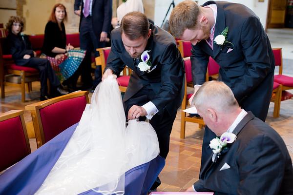 Jess & Steve Wedding Day