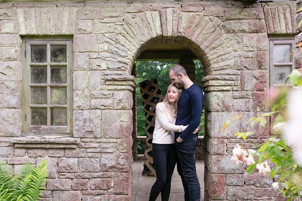Kath & Martin Pre Wedding