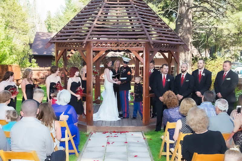 Steve and Megan's Lake Tahoe Wedding Photos, by Wedding Shots Wedding Photography, Reno, NV and Long Beach, Sacramento and San Francisco, CA.