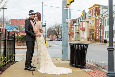 Meghann & Hector - A Union at King and Queen Street