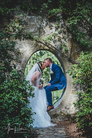 Amy & Christopher @ Mount Congreve Gardens